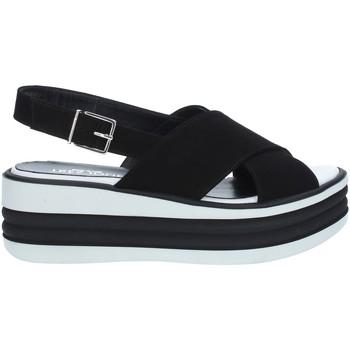 Pantofi Femei Sandale  Tres Jolie 1908/FOX BLACK