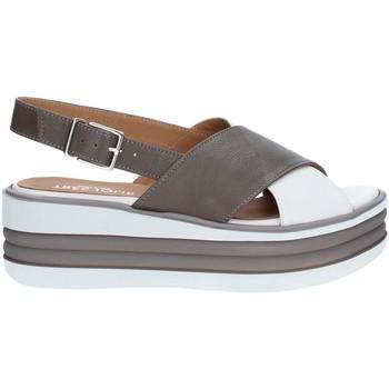 Pantofi Femei Sandale  Tres Jolie 1908/FOX WHITE