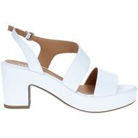 Pantofi Femei Sandale  Tres Jolie 2661/G60 WHITE