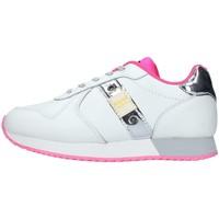 Pantofi Fete Pantofi sport Casual Blauer S1LILLI02/LEA WHITE