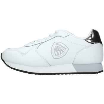 Pantofi Fete Pantofi sport Casual Blauer S1LILLI01/LEA WHITE