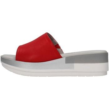 Pantofi Femei Papuci de vară Melluso 018854 RED