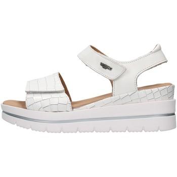 Pantofi Femei Sandale  Melluso 036012 WHITE