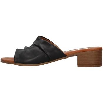 Pantofi Femei Papuci de vară Melluso 018851 WHITE