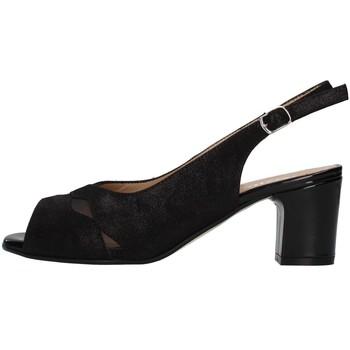 Pantofi Femei Sandale  Melluso S630 BLACK