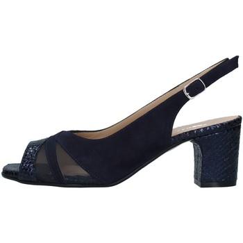 Pantofi Femei Sandale  Melluso S631 BLUE