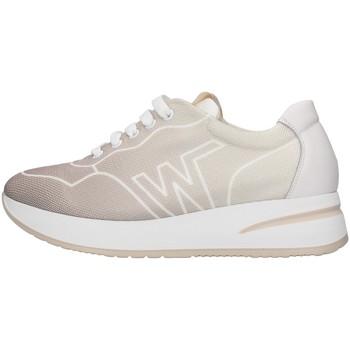 Pantofi Femei Pantofi sport Casual Melluso R20068 BEIGE