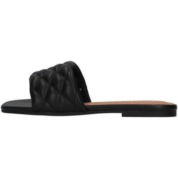 Pantofi Femei Papuci de vară Steve Madden PORTERR BLACK