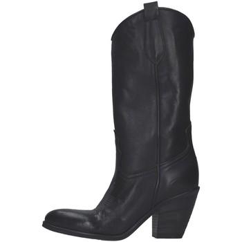 Pantofi Femei Botine Zoe FLORIDA07 BLACK