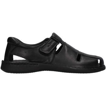 Pantofi Bărbați Sandale  Enval 7222200 BLACK