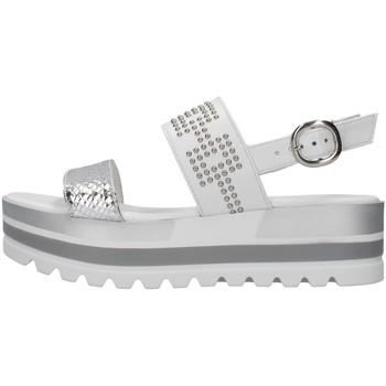 Pantofi Femei Sandale  NeroGiardini E115750D SILVER