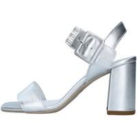 Pantofi Femei Sandale  NeroGiardini E012564D SILVER