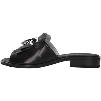 Pantofi Femei Papuci de vară NeroGiardini E115504D BLACK
