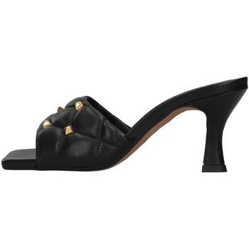 Pantofi Femei Papuci de vară Balie' 587 BLACK