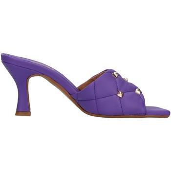 Pantofi Femei Papuci de vară Balie' 587 VIOLET