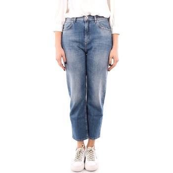 Îmbracaminte Femei Jeans drepti Marella RSLIM BLUE