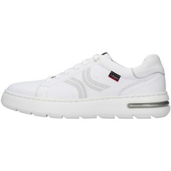 Genti Bărbați Pantofi sport Casual CallagHan 14100 WHITE