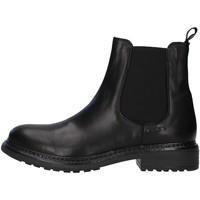 Pantofi Femei Botine Unica 10115 BLACK