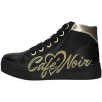 Pantofi Fete Pantofi sport stil gheata Café Noir C-841 BLACK