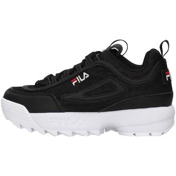 Pantofi Fete Pantofi sport Casual Fila 1011082 BLACK