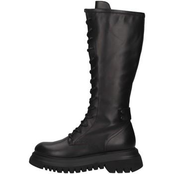 Pantofi Femei Cizme casual Janet Sport 46702 BLACK
