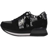 Pantofi Femei Pantofi sport Casual Apepazza F0RSD01/VEL BLACK