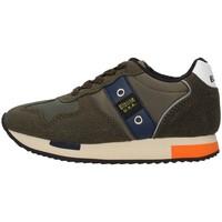 Pantofi Băieți Pantofi sport Casual Blauer F0DASH02/NYL GREEN