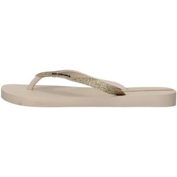 Pantofi Femei  Flip-Flops Ipanema 81739 BEIGE