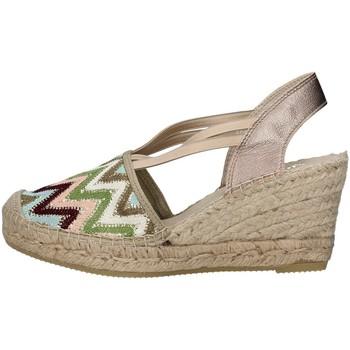 Pantofi Femei Sandale  Vidorreta 18400 BEIGE