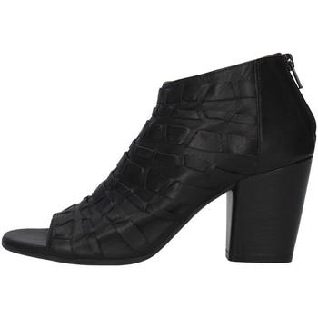 Pantofi Femei Botine Bueno Shoes 20WQ2900 BLACK