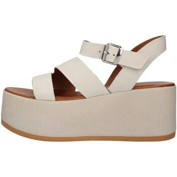 Pantofi Femei Sandale  Inuovo 495002 WHITE