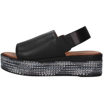 Pantofi Femei Sandale  Inuovo 117029 BLACK
