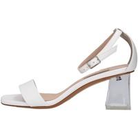 Pantofi Femei Sandale  Albano 4151 WHITE