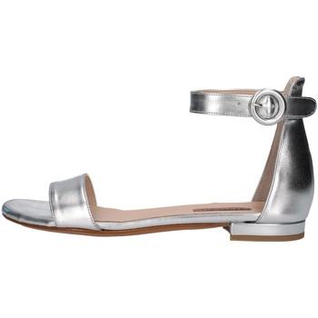 Pantofi Femei Sandale  Albano 4220 SILVER