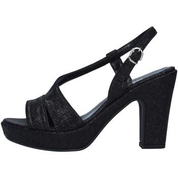Pantofi Femei Sandale  Tres Jolie 2815/MARA BLACK
