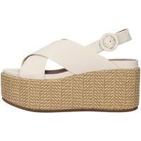 Pantofi Femei Sandale  Tres Jolie 2801/MONY WHITE