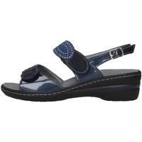 Pantofi Femei Sandale  Melluso K95721 BLUE