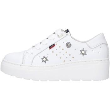 Pantofi Femei Pantofi sport Casual CallagHan 14920 WHITE