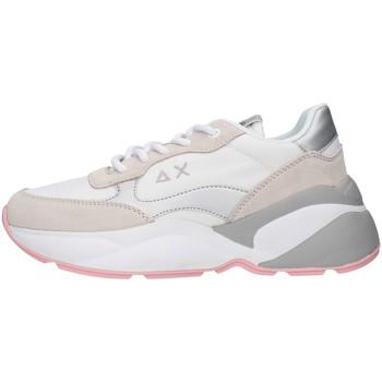 Pantofi Femei Pantofi sport Casual Sun68 Z30220 WHITE