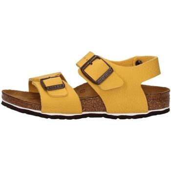 Pantofi Băieți Sandale  Birkenstock 1015758 YELLOW