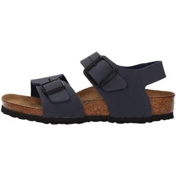 Pantofi Băieți Sandale  Birkenstock 087773 NAVY BLUE