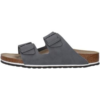 Pantofi Papuci de vară Birkenstock 1015513 GREY