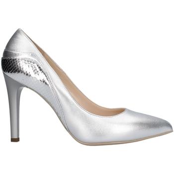 Pantofi Femei Pantofi cu toc NeroGiardini E011054DE SILVER