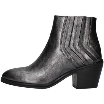 Pantofi Femei Botine Luciano Barachini DD152G GREY