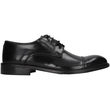 Pantofi Bărbați Pantofi Derby Antony Sander 18005 BLACK