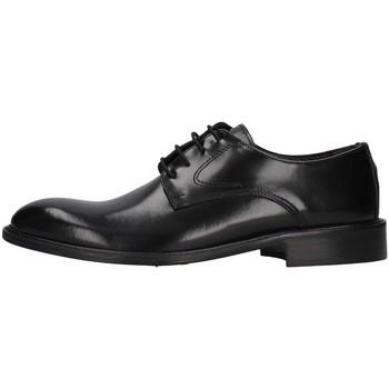 Pantofi Bărbați Pantofi Derby Antony Sander 18020 BLACK
