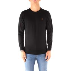 Îmbracaminte Bărbați Pulovere Refrigiwear MA9T01 BLACK