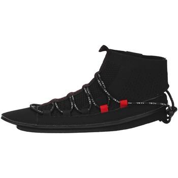 Pantofi Femei Pantofi sport stil gheata Acbc SKLA107 BLACK