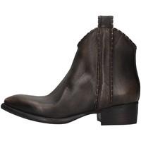 Pantofi Femei Botine Zoe NEWTOP02/P BROWN