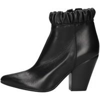 Pantofi Femei Botine Zoe NIKY60 BLACK